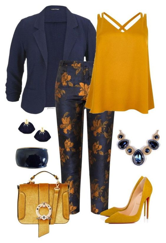 Brilliant Colorful Outfits