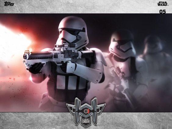 Fondo de Pantalla de Star Wars: El Despertar de la Fuerza - Stormtroopers
