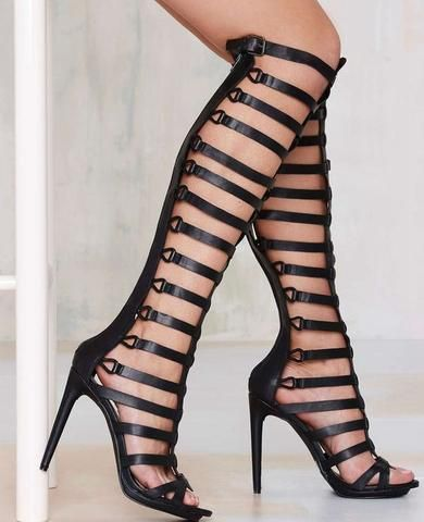 Chic Casual Style Shoes