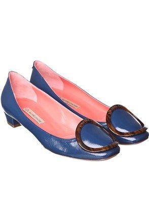 Bateliai, mėlynos spalvos - L Autre Chose S Excl - Stilago