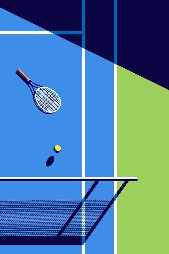 Love Tennis Art Tennis Wallpaper Tennis Art Tennis