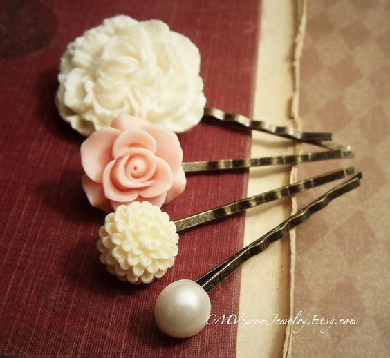 bobby pins: Diy Ideas, Hair Ideas, Wedding Ideas, Hair Beauty, Fashion Beauty, Dream Wedding, Hair Accessories, Style Ideas