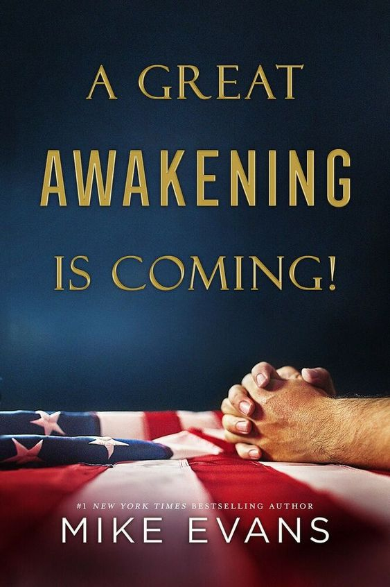 Pin On New Book A Great Awakening Is Coming By Mike Evans
