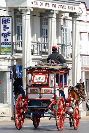 Pyin U Lwin (Maymyo), Myanmar (Burma)