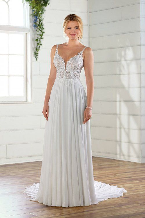 D2741 Essense Of Australia Find More Essense Of Australia Wedding Dress Inspo Casual Wedding Dress Essense Of Australia Wedding Dresses Casual Bridal Dress
