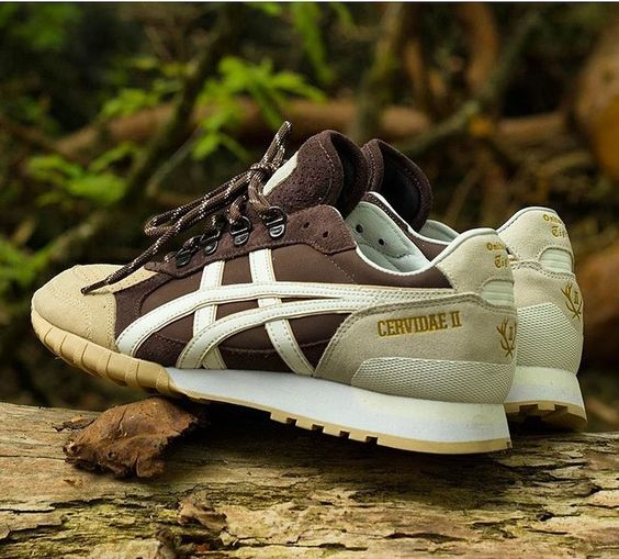 "Woei x Onitsuka Tiger Colorado 85 ""Cervidae II"" are cleaned with Reshoevn8r"