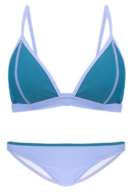 O´Neill POP ROCK Bikini morrocan blue Bekleidung bei Zalando.de | Material Oberstoff: 80% Polyamid, 20% Elasthan | Bekleidung jetzt versandkostenfrei bei Zalando.de bestellen!