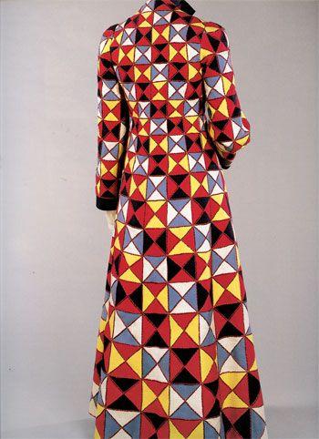 Elsa Schiaparelli Patchwork Evening Jacket (Spring 1939)