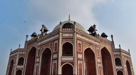 Humayun's Tomb Delhi | Abhishek Saraswat, Himalayan Gypsy