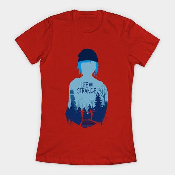 Chloe Price Womens T-Shirt