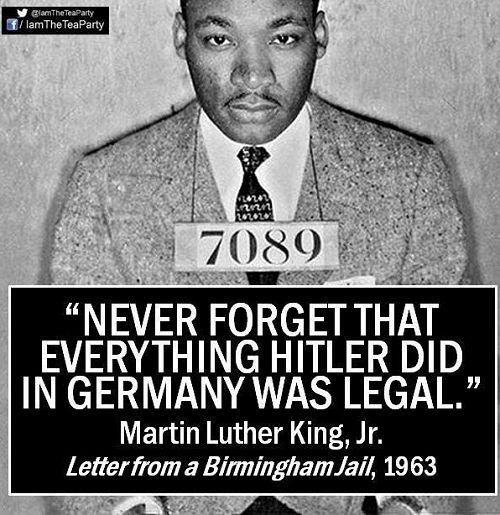 Unjust laws?
