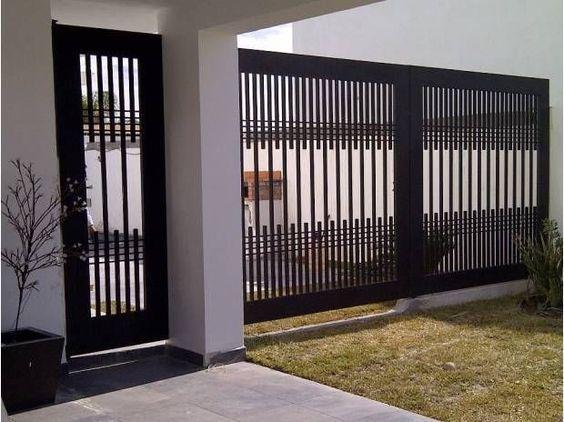 Tendencias En Portones De Herreria Rejas Para Casas Puertas Herreria Rejas Para Casas Modernas