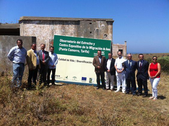 """Denuncian la ilegalidad y la malversación de Fondos #Europeos en el """"#Centro de #Migración #Global"""" de #Tarifa"""