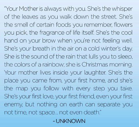 your mother is always with you | life | pinterest | mama, jungen