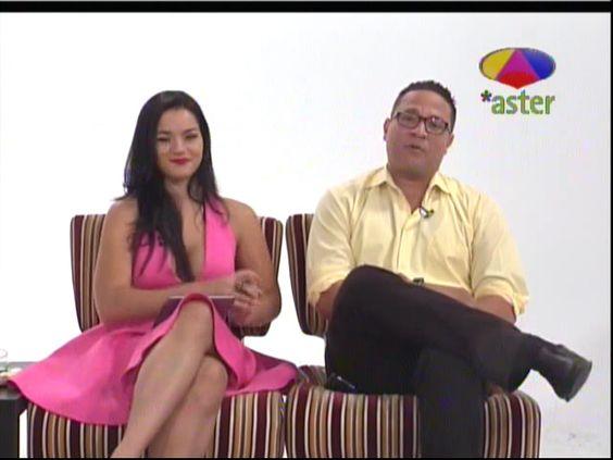 Entrevista A Jacqueline Estrella Con Violeta Ramirez En AgendaVIP #Video