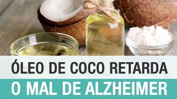 Como o óleo de Coco retarda o Mal de Alzheimer? - Dr. Rondó explica!