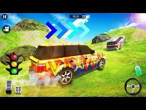 Offroad 4x4 Suv Drive 2020 Off Road Jeep Car Simulator 2020