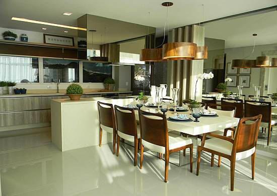 Cozinha Com Sala De Jantar De Luxo ~ cozinha americana com sala de jantar  Pesquisa Google  cozinhas