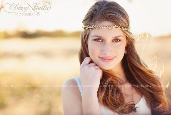 Clara Bella Photography | Halo | Senior Portraits
