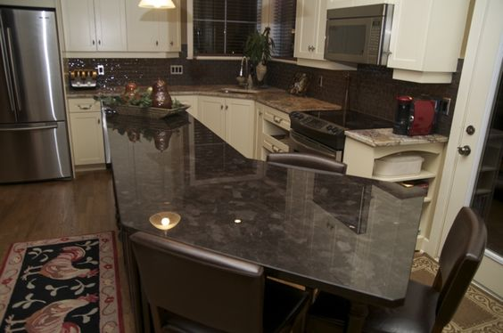 Brown #Antique #Granit - unser wunderschöner und beliebter - arbeitsplatten granit küche