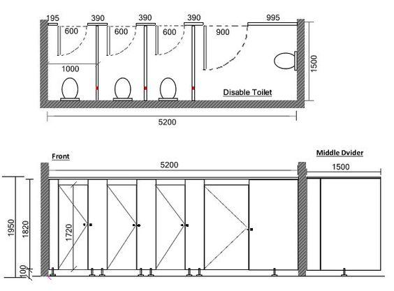 dimensions of disabled toilet. Toilet Cubicle Dimensions Australian bathroom standards  design ideas Architecture Pinterest Public bathrooms and