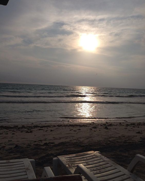 Sin filtro... Bello amanecer #varadero by andrem_22
