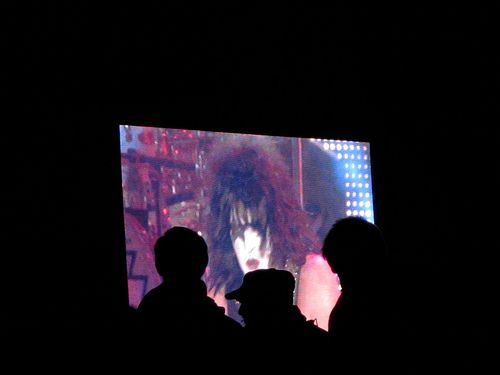 Kiss - Hellfest 2013