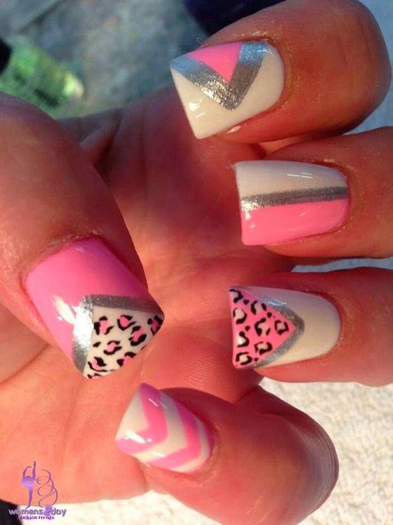 nail art design summer 2014 cute nail polish makeup