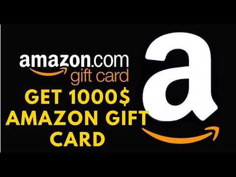 Amazon Gift Code How To Make Free Cards New Method Latest Update Amazon Gifts Amazon Gift Cards Gift Card