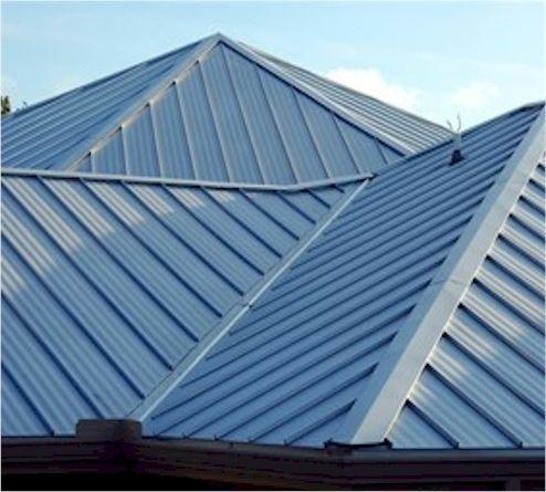 Standing Seam Metal Roof Installation Roofinstallationideas Standing Seam Metal Roof Metal Roof Installation Metal Roofing Systems