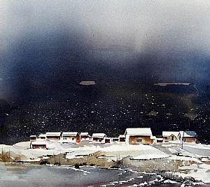 Morten W. Gjul   Hanna L. Jakobsen - Øysamfunn