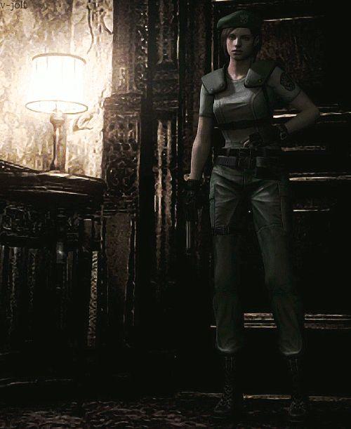 Resident Evil jill gifs - Google Search