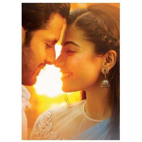 Bheeshma Rashmika Manadana In Rashmikamandanna Rashmika Rashmika Mand In 2020 Romantic Photoshoot Romantic Couples Photography New Upcoming Movies