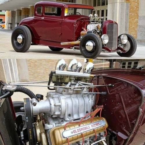 More Vintage Cars Hot Rods And Kustoms With Images Hot Rods