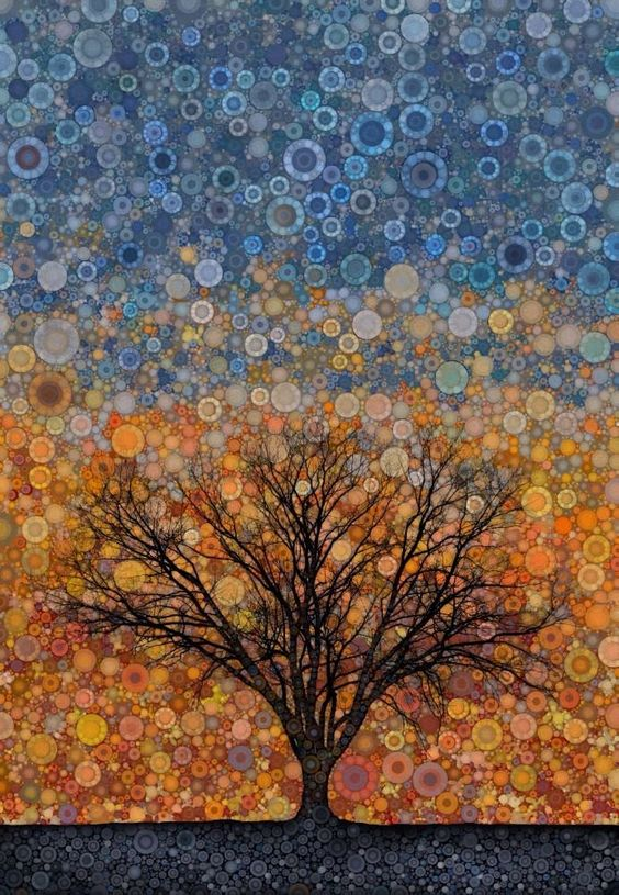 Artist Daniel McPheeters Maple at Dusk: