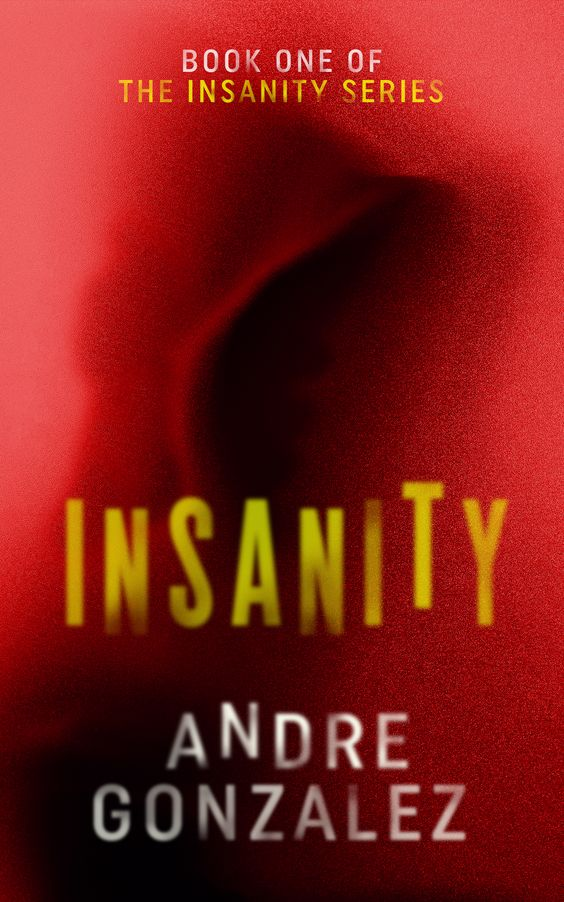 Book Cover Design for Insanity If you