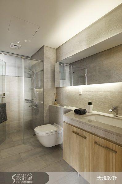 我家也有飯店級衛浴!兼具風格與機能的衛浴設計