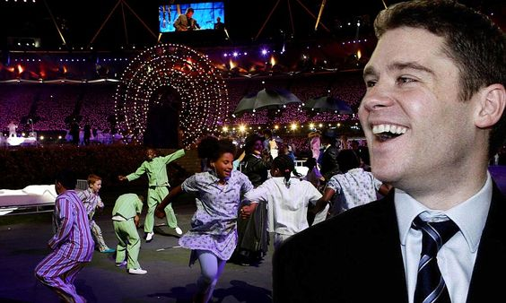 'Leftie multicultural c***': Anger as Conservative MP brands Olympic Opening Ceremony a failure while a staggering 26.9million UK viewers tune in to watch