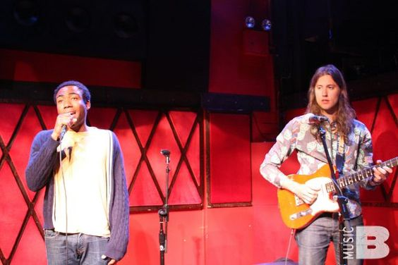 Childish Gambino @ the Rockwood Music Hall, NYC
