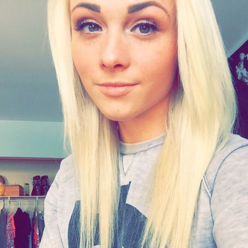 wessyboo: #me #mtf #makeup #tgirl #trans #tsgirl #transwoman #transgender #fabuluxe #flawless #blondegirl #barbie #blondehair   ❤️