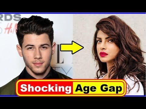 Priyanka Chopra And Nick Jonas Huge Age Difference Nick Jonas
