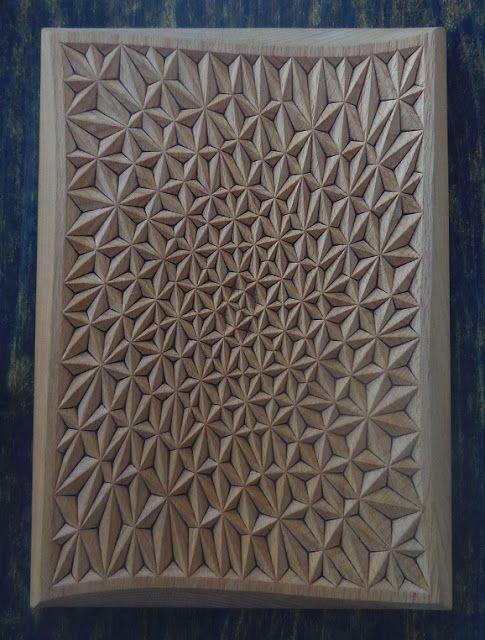 Cuadro talla geométrica