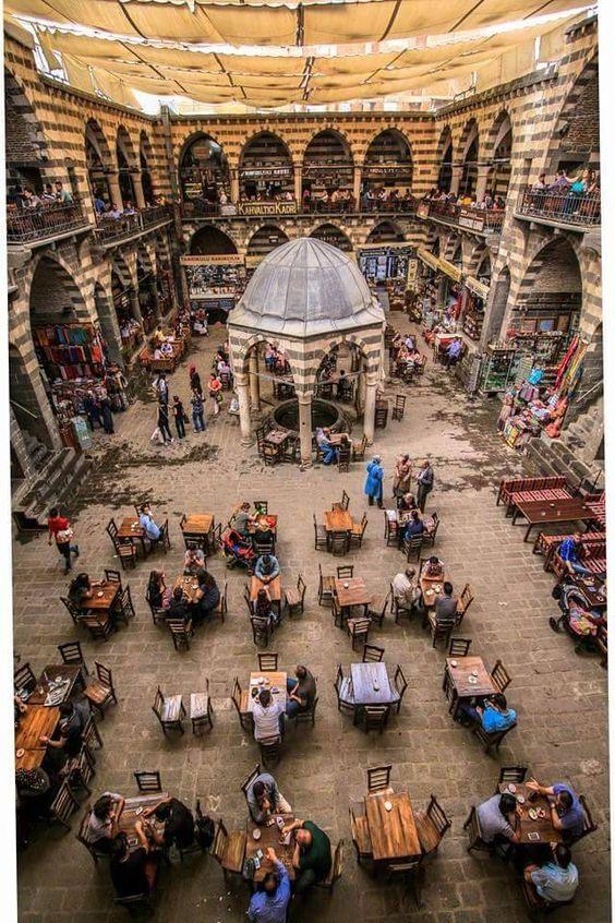 Hasan Paşa Hanı, Diyarbakır, Turquía