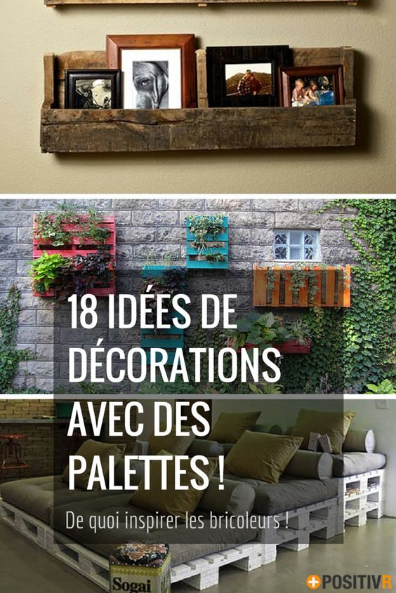 idee decoration avec des palettes 20171027234717. Black Bedroom Furniture Sets. Home Design Ideas