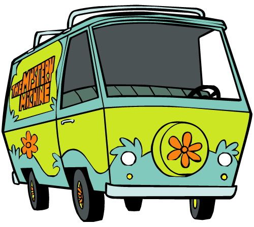 Free Scooby doo Clip-art Pictures and Images