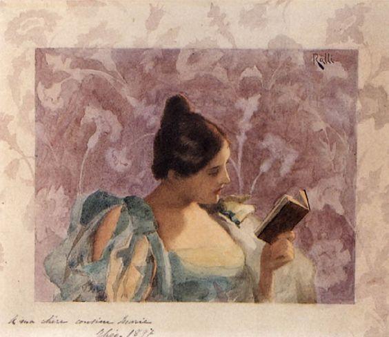Ράλλης Θεόδωρος-Η ανάγνωση, 1897