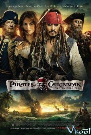 Cướp Biển Vùng Caribe 4 - HD