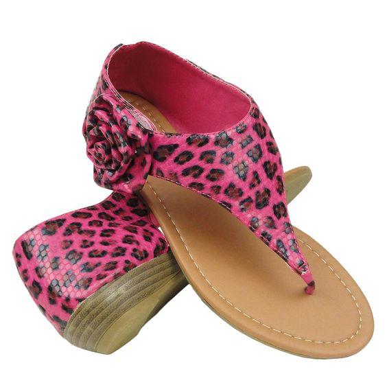 Women Shoes Flats Canvas Rubber Sole Sandal Size 6-10