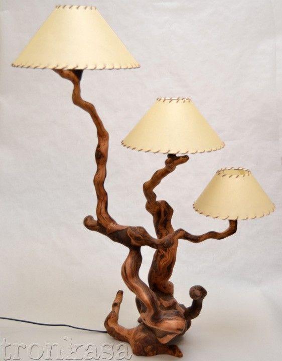 lamparas de Buscar GoogleLámparas mesa con rústicas E9YWD2HI