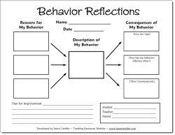 Behavior reflections graphic organizer: Behavior Reflections, Behaviour Reflection, Behavior Management, Behavior Think Sheet, School Behavior, Reflection Form, Behavior Reflection Sheet